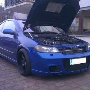 Astra G Coupe Turbo Garrett GT2871R